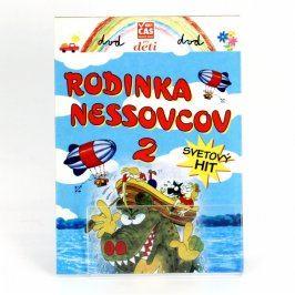 DVD Rodinka Nessovcov 2