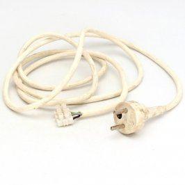 Kabel se zástrčkou a svorkovnicí