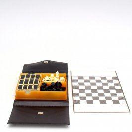 Cestovní šachy, dáma a mlýn