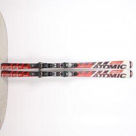 Sjezdové lyže Atomic GS9 s vázáním Atomic