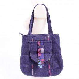 Dámská taška džínová modrá