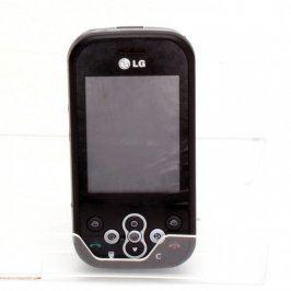 Mobilní telefon LG K360 černý