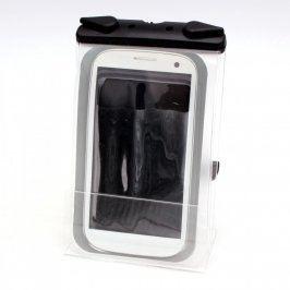 Obal na mobil transparentní 15 x 8 cm