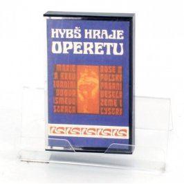 Audiokazeta Hybš hraje operetu, V. Hybš