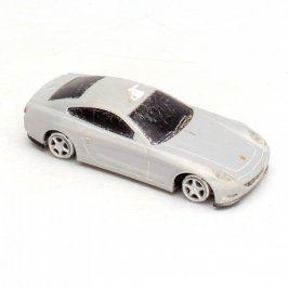Model auta Ferrari 612  stříbrné