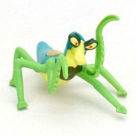 Gumová figurka brouk s pohyblivýma nohama