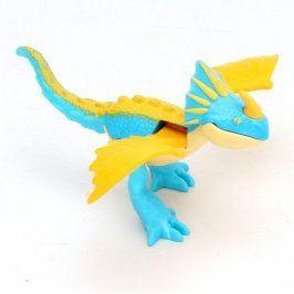 Gumová figurka Pterodaktylus