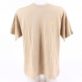 Pánské béžové tričko Quiksilver