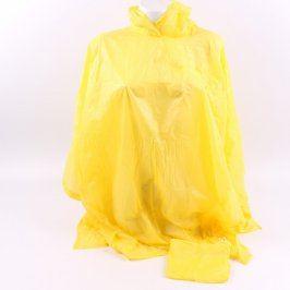 Pončo pláštěnka jasně žlutá