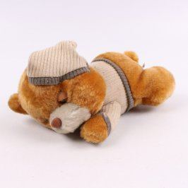 Plyšová hračka medvěd v pyžámku