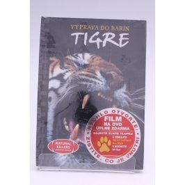 DVD film: Výprava do barín - Tigre