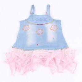 Dětské džínové šaty Jdale
