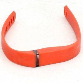 Fitness náramek Fitbit oranžový