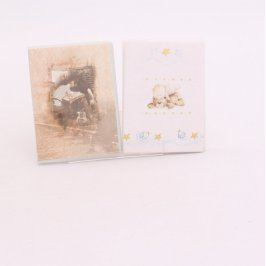Fotoalbum na 36 ks 9x13 cm 2 kusy