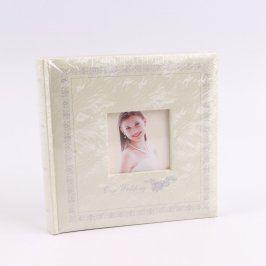 Fotoalbum svatební s okýnkem