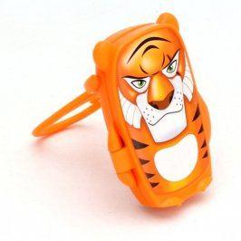 Klíčenka Burger King se šátkem s tygrem