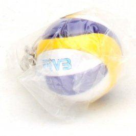 Přívěsek volejbalového míčku značky Mikasa