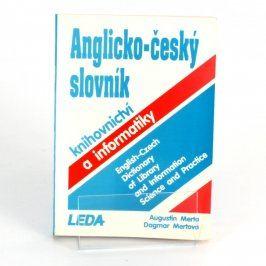 Anglicko-český slovník, English-Czech