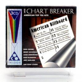 3 CD Jazz Chart Breaker