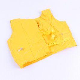 Dětská záchranná vesta žlutá