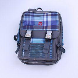 Školní taška Take it easy modrá