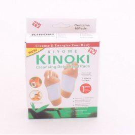 Detoxikační náplasti na nohy Kiyome Kinoki