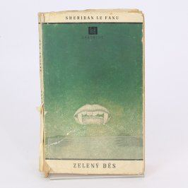 Kniha Albatros Joseph Sheridan Le Fanu: Zelený děs