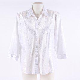 Dámská bílá košile Danto