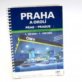 Plán města OMV Praha a okolí
