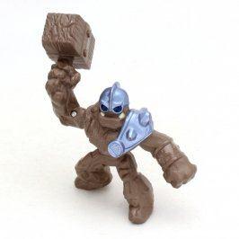 Figurka s pohyblivou rukou
