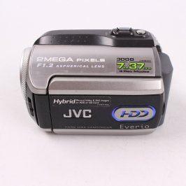 Digitální kamera JVC GZ-MG255E