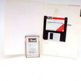 Fax modem Card Trust Communicator 56K
