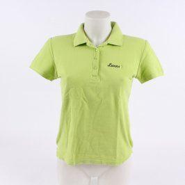 Dámské polo tričko Sol's zelené