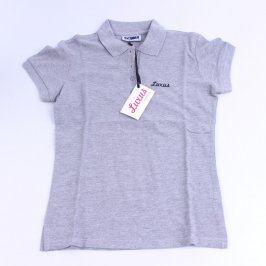 Dámské polo tričko Sol's šedé