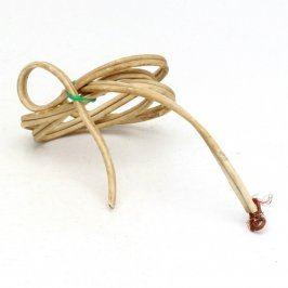 Kabel - dvojlinka 80 cm