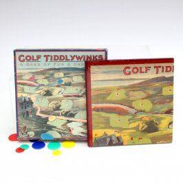 Stolní hra Golf Tiddlywinks