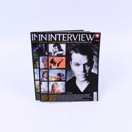 Časopisy Interview 3,7,8/2015