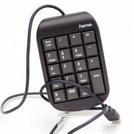 Numerická klávesnice Hama Keypad SK 100
