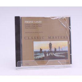 CD Classic Masters: Franz Liszt