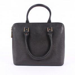 Černá dámská kabelka S. Fioentino