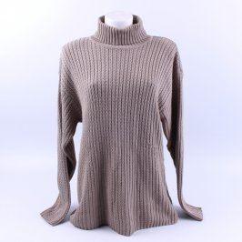 Dámský béžový svetr Kenvelo