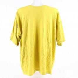Pánské tričko žluté X fer