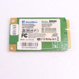 Mini PCI-E WiFi karta AzureWave AR5BXB63
