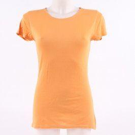 Dámské triko Old Navy oranžové