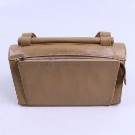 Dámská kabelka světle hnědé barvy