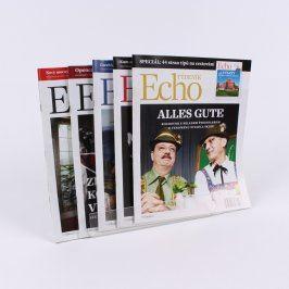 Časopisy Týdeník Echo 5 kusů