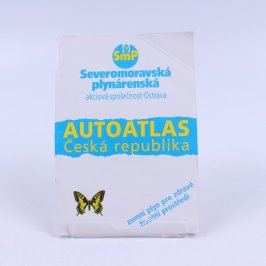 Autoatlas Česká republika od SmP