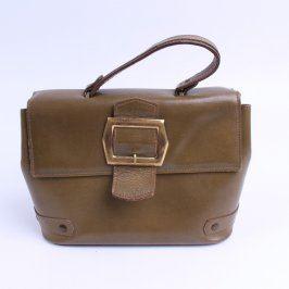 Dámská kabelka zlatavé barvy