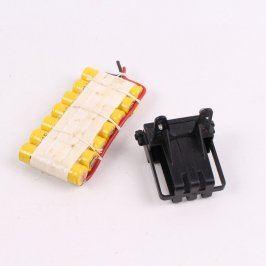 Dobíjecí baterie tužkové s nabíječkou