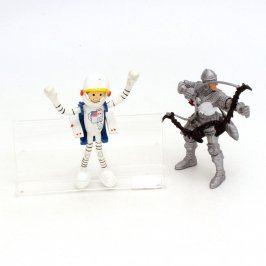 Figurky střelec a kosmonaut